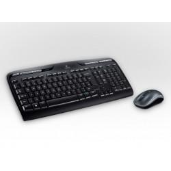Ensemble clavier/souris sans fil Logitech MK330