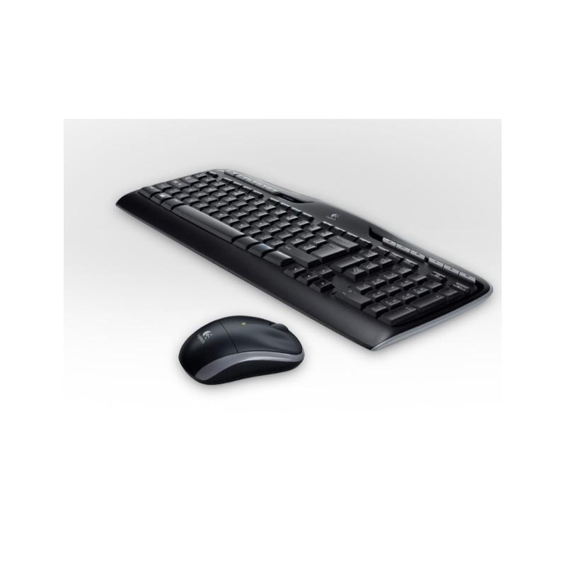 ensemble logitech mk330. Black Bedroom Furniture Sets. Home Design Ideas