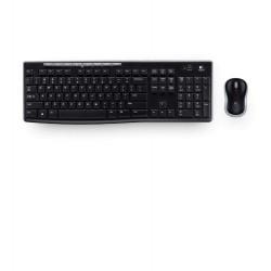Ensemble clavier/souris sans fil Logitech MK270