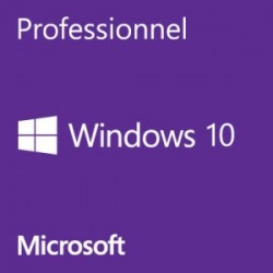 Windows 10 Pro 64 bits fr