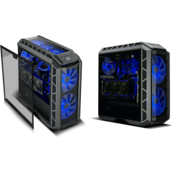 H500P-Z370 - ultra performance, design, watercooling