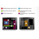 ANT-P5-H370 - PC mini tour Intel 8ème génération silencieux et économique