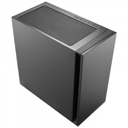 SILENCIO S400-H570-i3-10105 - sobre, élégant, efficace