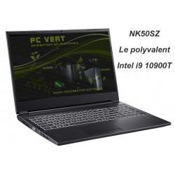 Portable 15'' NK50SZ core i9 10900T
