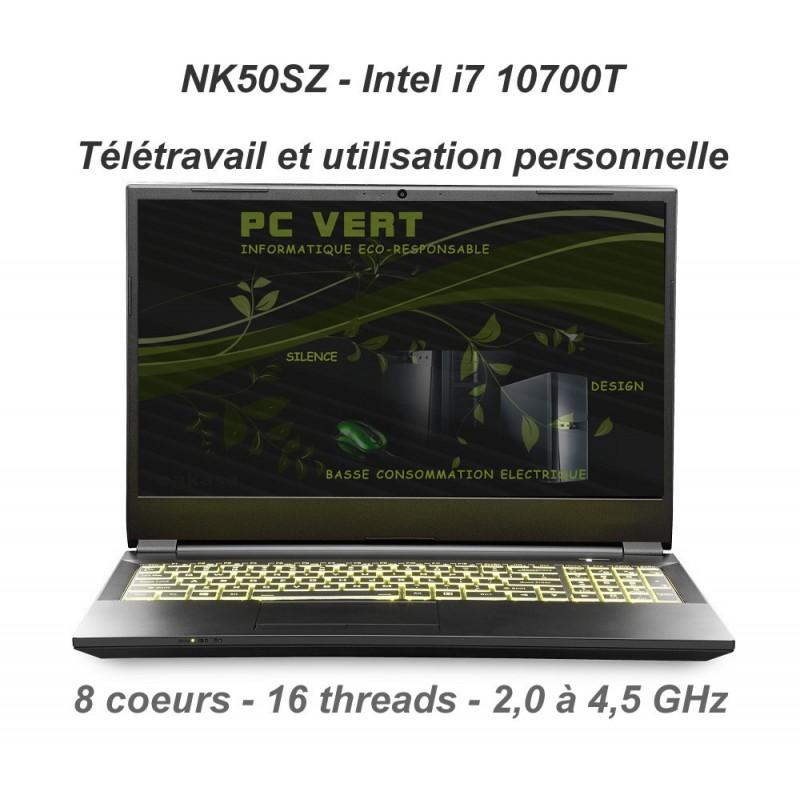 Portable 15'' NK50SZ core i7 10700T