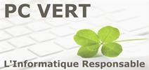 PC VERT - L'informatique éco-responsable